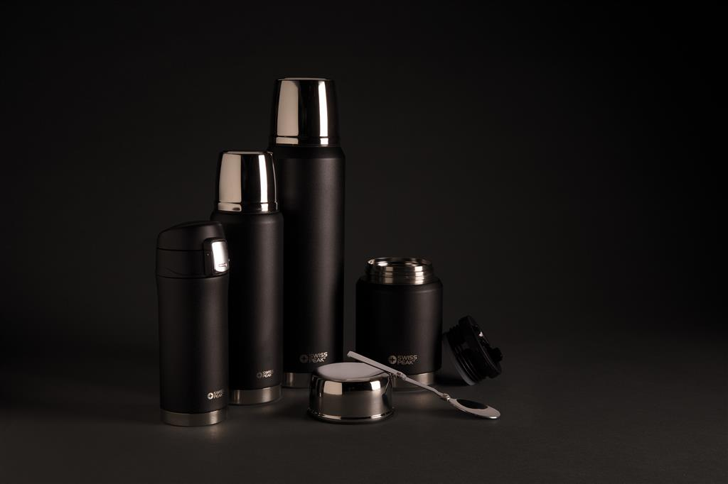 Swiss Peak Elite 0.5L Copper Vacuum Flask