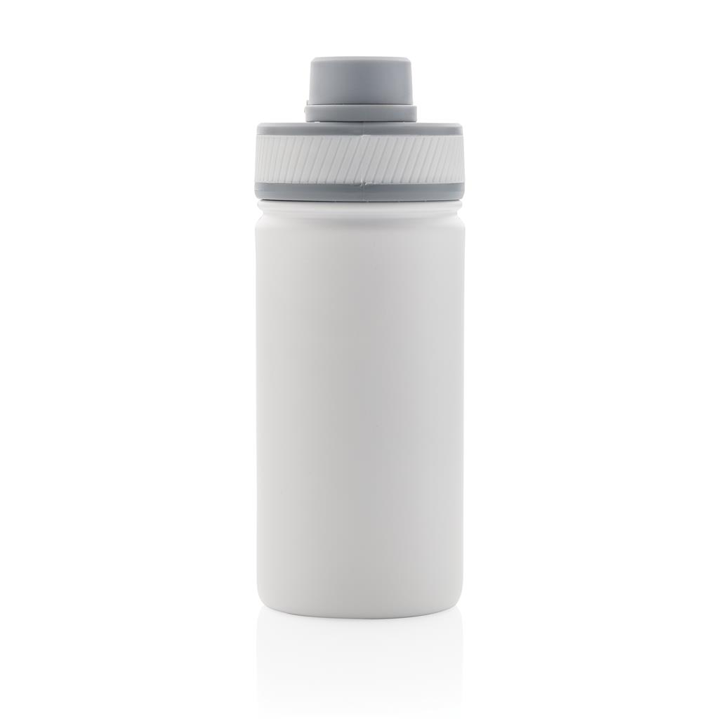 Vacuum Stainless Steel Bottle With Sports Lid 550Ml