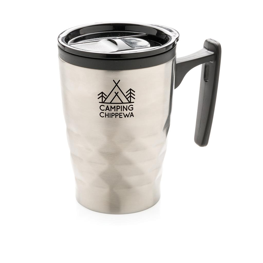 Geometric Coffee Tumbler
