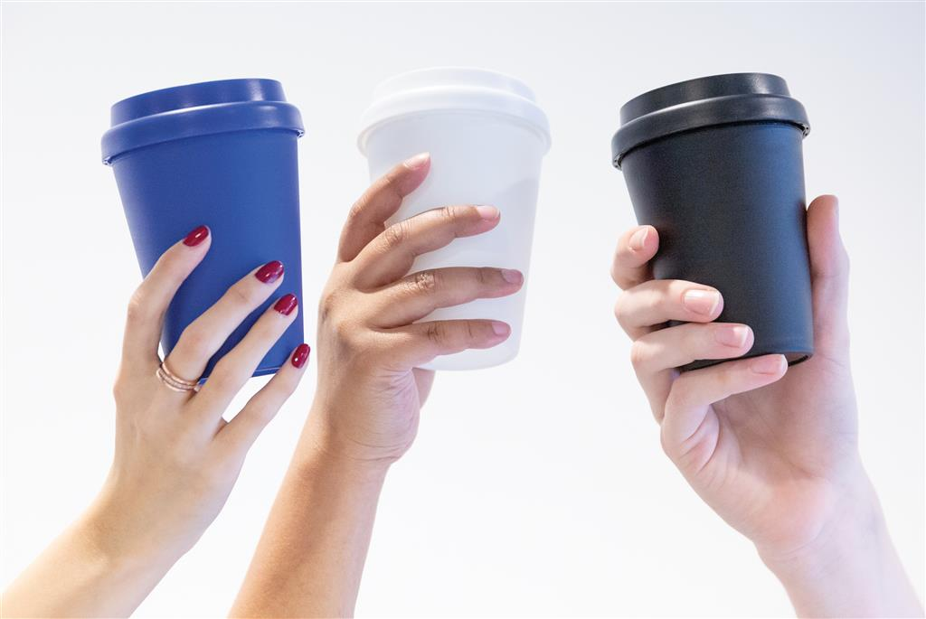 Reusable Double Wall Coffee Cup 300Ml