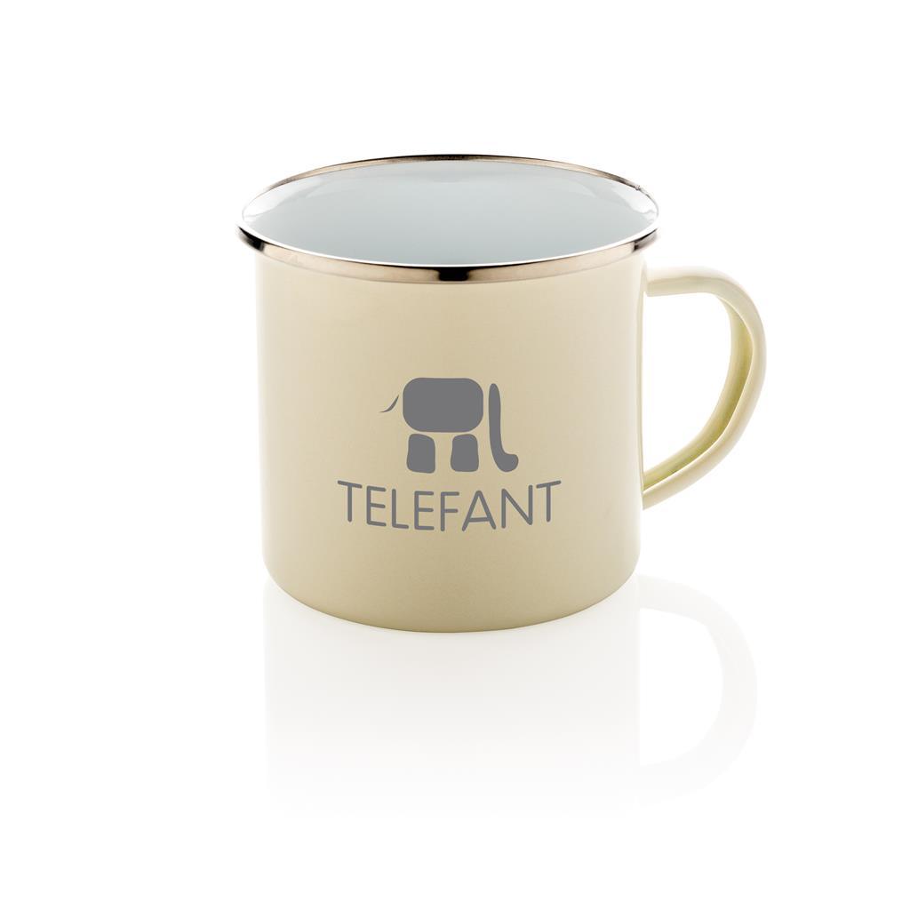 Vintage Enamel Mug