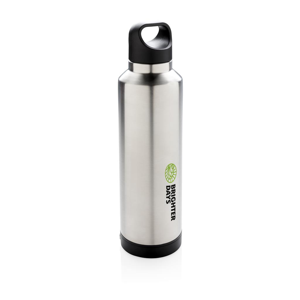 Vacuum Flask With Wireless Charging
