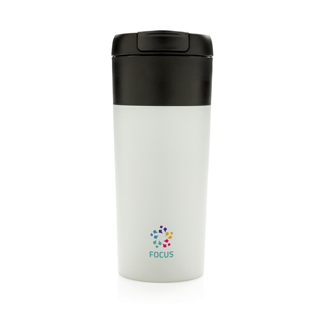Tumbler With Flip Lid