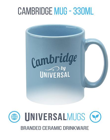 cambridge mugs branded printed universal mugs