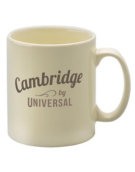 cambridge mugs branded universal cream