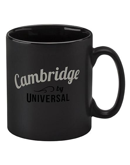 cambridge mugs branded universal matt black