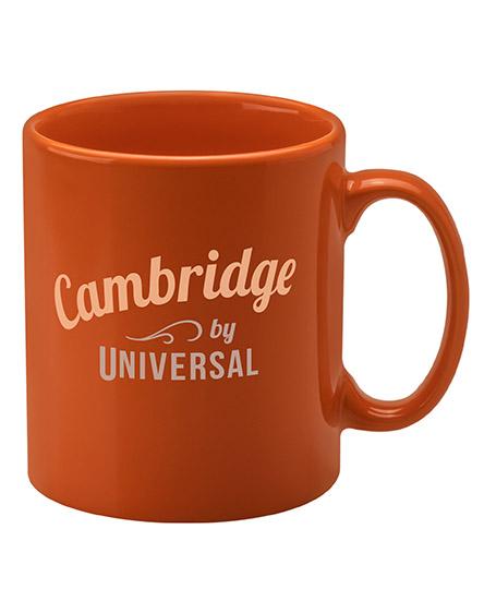 cambridge mugs branded universal orange