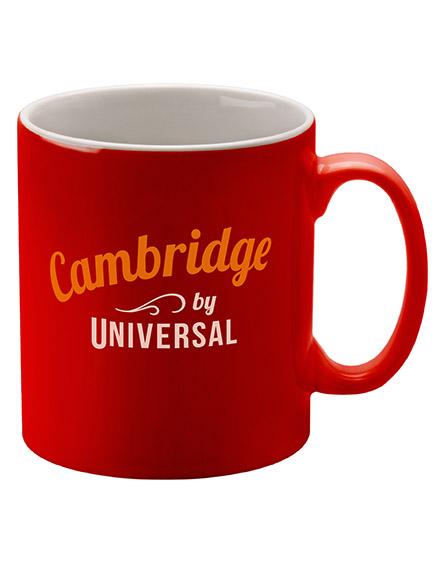 cambridge mugs branded universal red