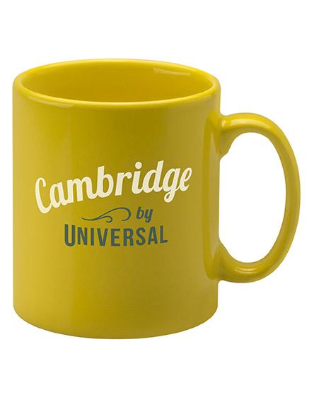 cambridge mugs branded universal yellow