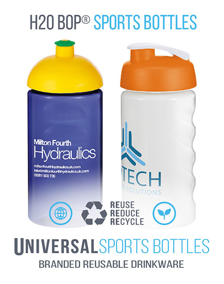 H20 BOP Sports Bottles