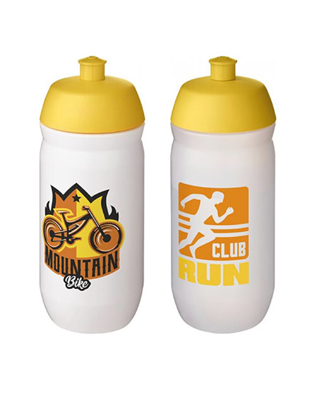 hydroflex sports bottles branded 500ml
