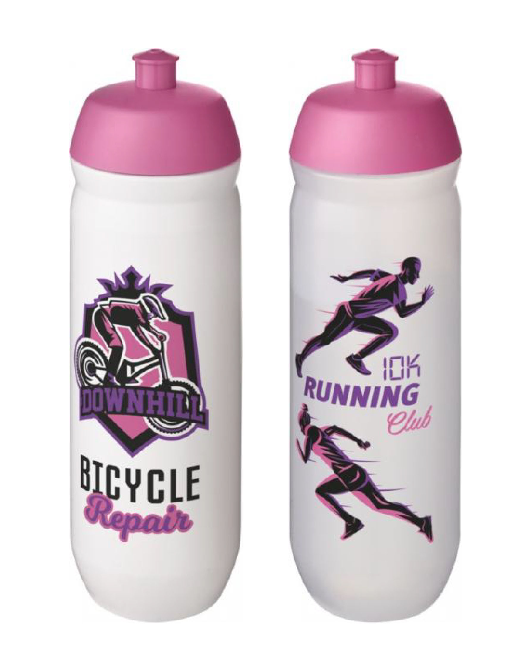 hydroflex sports bottles branded 750ml