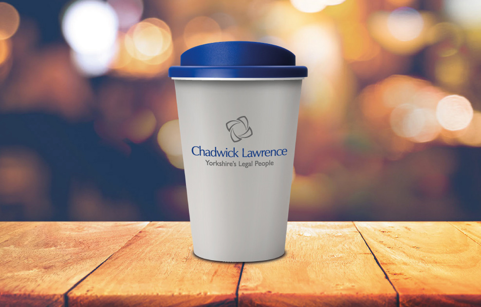 chadwick lawrence reusable coffee cups yorkshire best