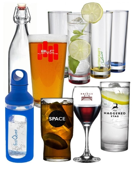 Glasses & Glassware
